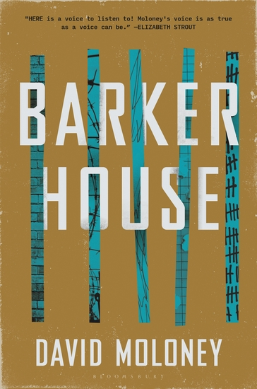 Barker House - cover