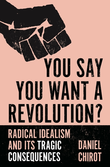 You Say You Want a Revolution? - Radical Idealism and Its Tragic Consequences - cover