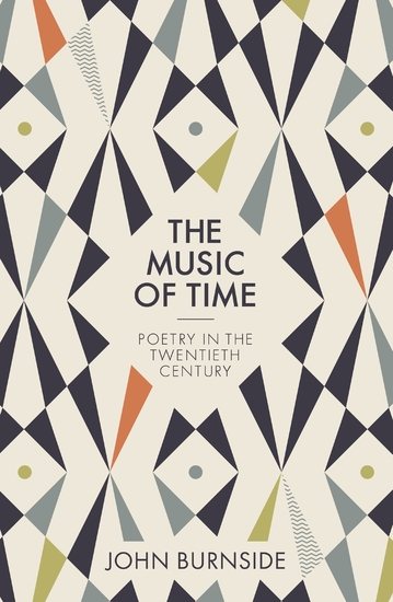 The Music of Time - Poetry in the Twentieth Century - cover