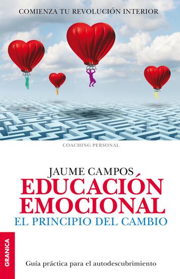 Educación emocional - El principio del cambio - cover