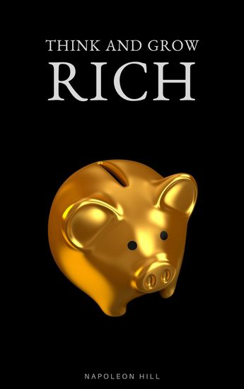 Think and Grow Rich - cover