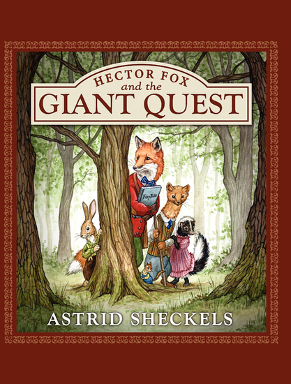 Hector fox and the giant quest - cover