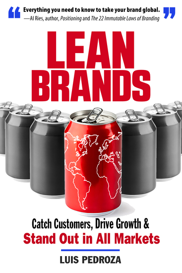 Lean Brands - Catch Customers Drive Growth and Stand Out in All Markets - cover