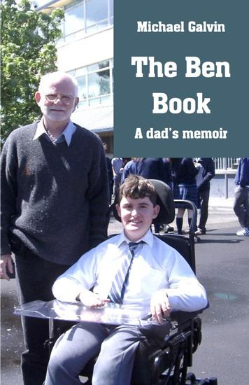 The Ben Book - A father's memoir - cover