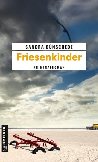 Friesenkinder - Kriminalroman - cover