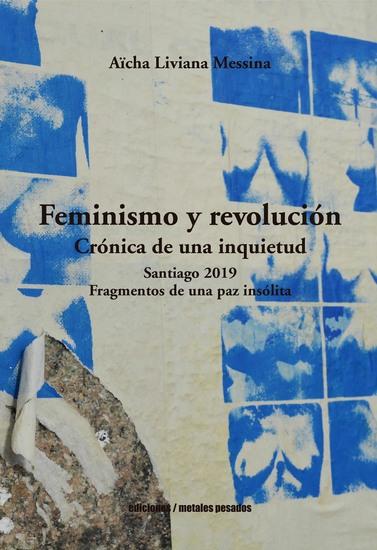 Feminismo y revolución - Crónica de una inquietud Santiago 2019 Fragmentos de una paz insólita - cover