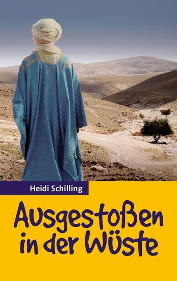 Ausgestoßen in der Wüste - cover