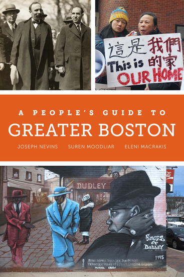 A People's Guide to Greater Boston - cover
