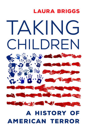 Taking Children - A History of American Terror - cover