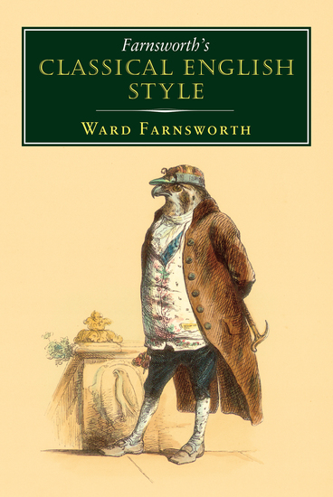 Farnsworth's Classical English Style - cover