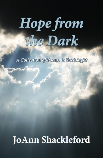 Hope from the Dark - A Collection of Poems to Shed Light - cover