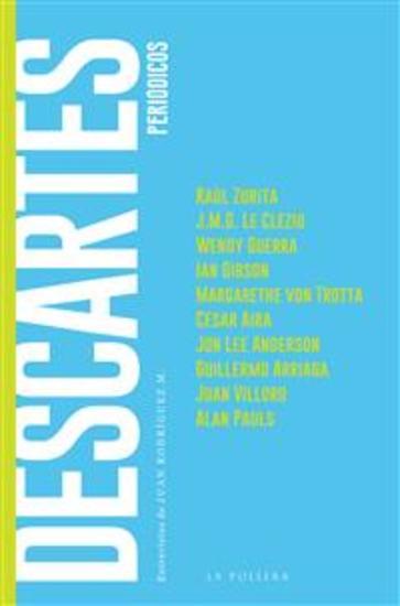Descartes periódicos - Entrevistas a escritores - cover
