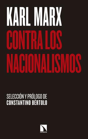 Contra los nacionalismos - cover