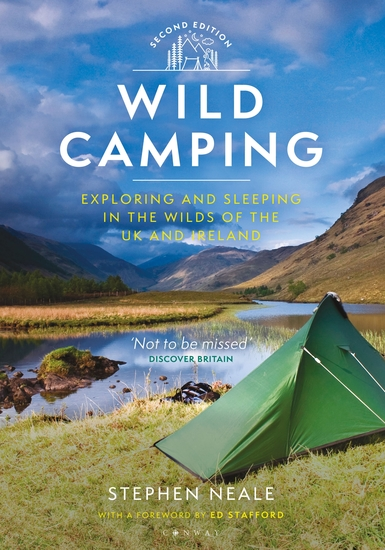 Wild Camping - Exploring and Sleeping in the Wilds of the UK and Ireland - cover