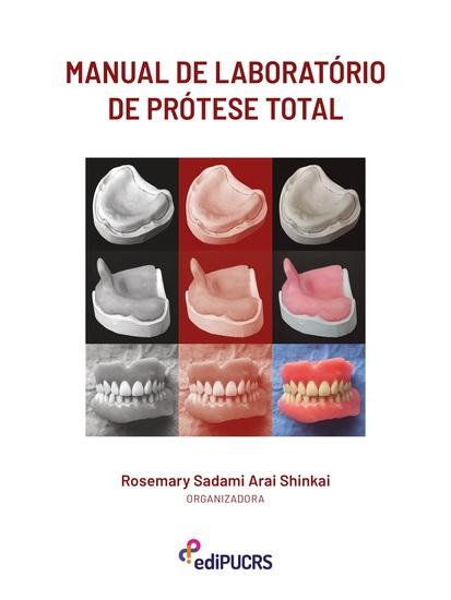 Manual de laboratório de prótese total - cover