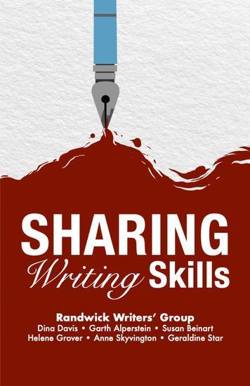 Sharing Writing Skills - cover