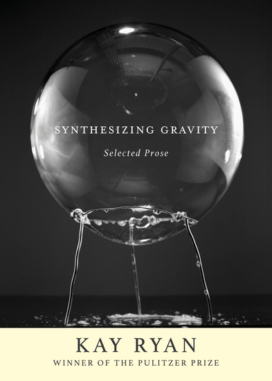 Synthesizing Gravity - Selected Prose - cover