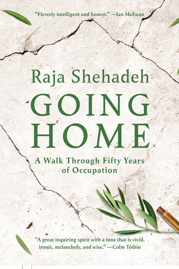 Going Home - A Walk Through Fifty Years of Occupation - cover