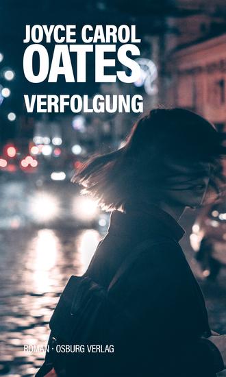 Verfolgung - Roman - cover