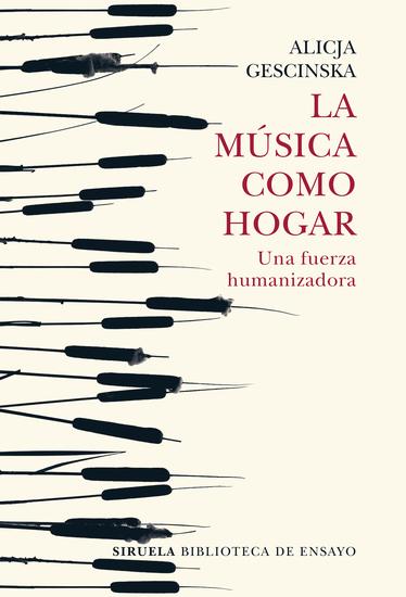 La música como hogar - Una fuerza humanizadora - cover