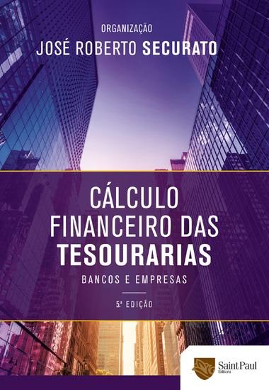 Cálculo financeiro das tesourarias - Bancos e empresas - cover
