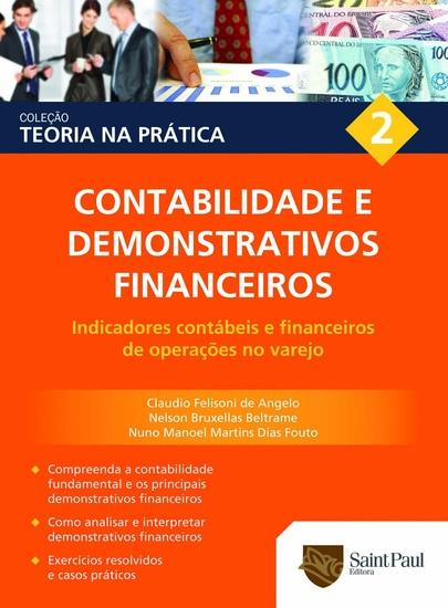Contabilidade e Demonstrativos Financeiros Vol 2 - cover