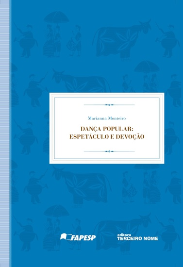 Dança popular - Espetáculo e devoção - cover