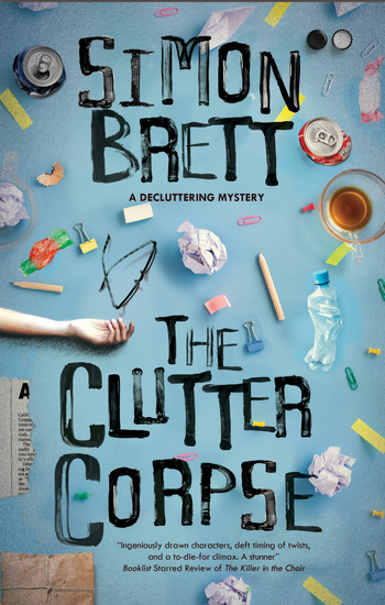 The Clutter Corpse - cover