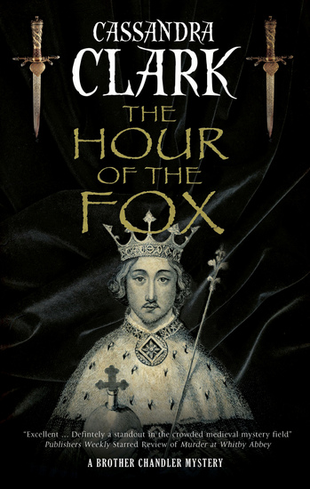The Hour of the Fox - cover