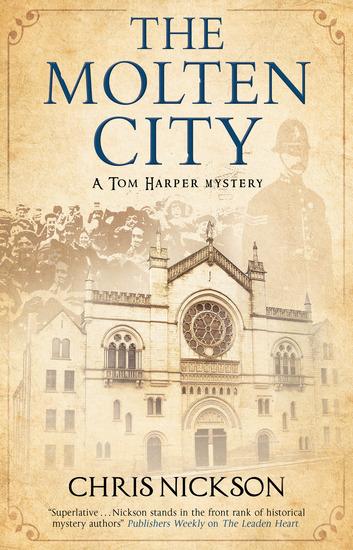 Molten City - cover