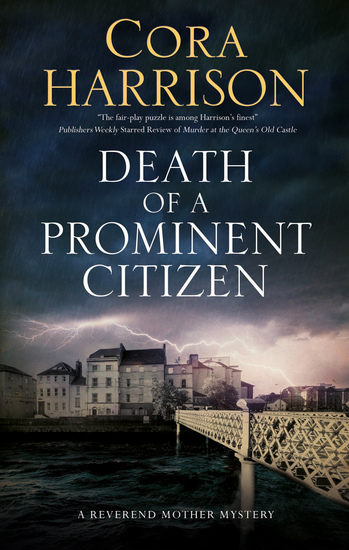 Death of a Prominent Citizen - cover