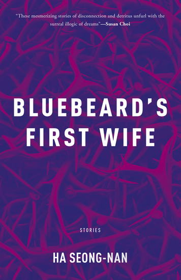 Bluebeard's First Wife - cover