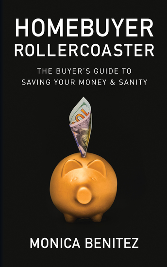 Homebuyer Rollercoaster - The Buyer's Guide to Saving Your Money & Sanity - cover