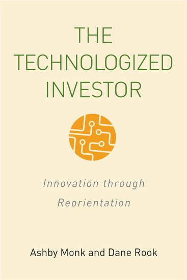 The Technologized Investor - Innovation through Reorientation - cover