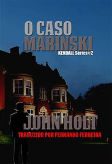 O Caso Marinski - cover