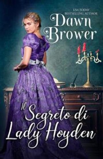 Il Segreto Di Lady Hoyden - cover