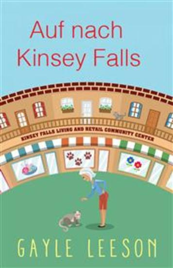 Auf Nach Kinsey Falls! - cover