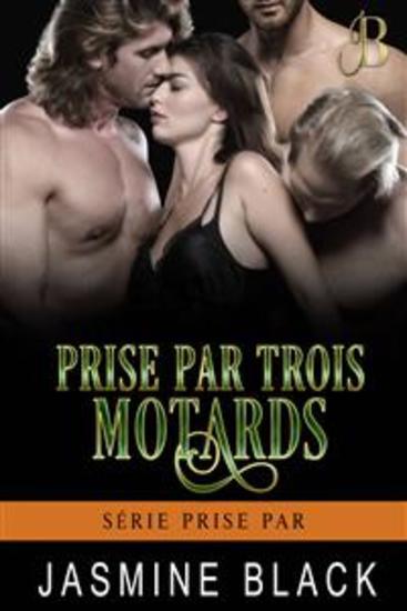 Prise Par Trois Motards - cover