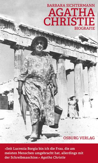 Agatha Christie - Biografie - cover