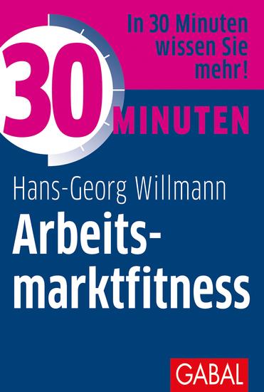 30 Minuten Arbeitsmarktfitness - cover
