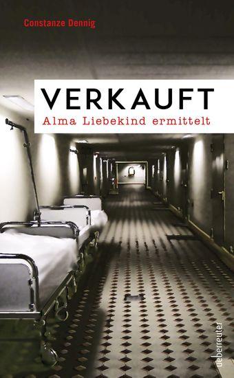 Verkauft - Anna Liebekind ermittelt - cover