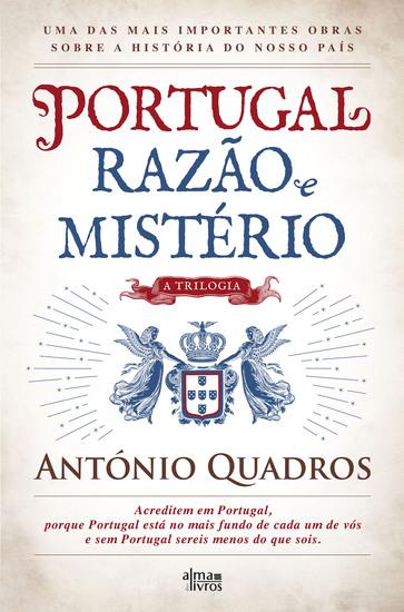 Portugal Razão e Mistério - cover