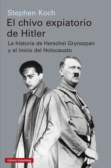 El chivo expiatorio de Hitler - cover
