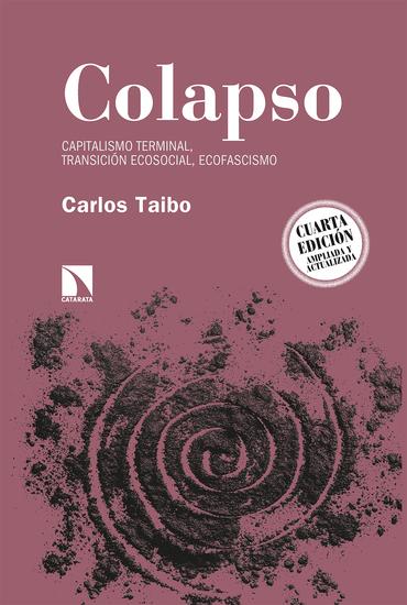 Colapso - Capitalismo terminal transición ecosocial ecofascismo - cover