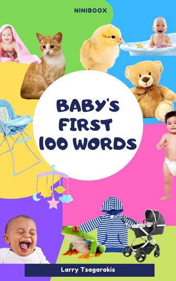 My First Words: Let's Get Talking! (My First Tabbed Board Book) - cover