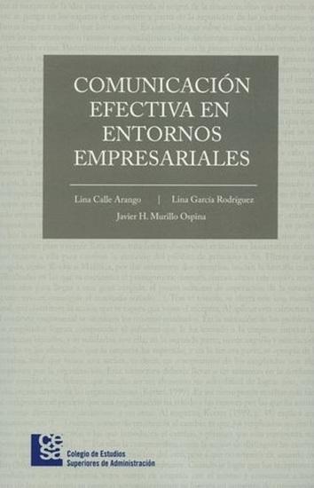 Comunicación efectiva en entornos empresariales - cover