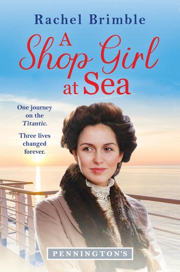 A Shop Girl at Sea - cover
