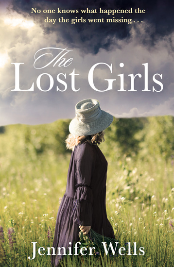 The Lost Girls - a gripping historical fiction page turner - cover