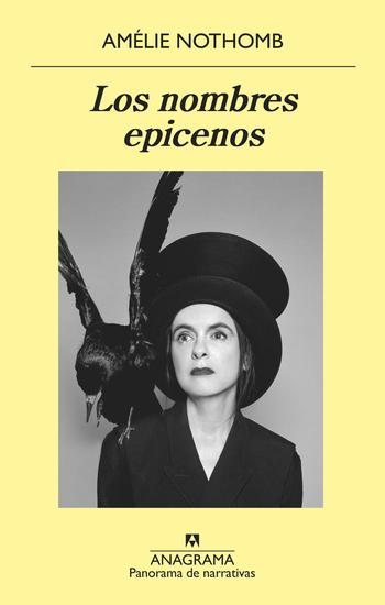 Los nombres epicenos - cover
