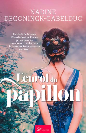L'envol du papillon - Romance historique - cover